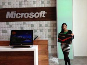 1er Maratón de Acreditaciones Comerciales de Socios de Negocio de Microsoft